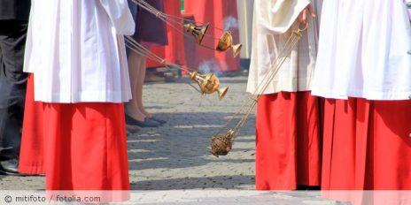 Fotos von kirchlichen Veranstaltungen