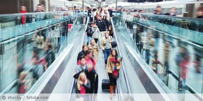 Verhaltensanalyse statt Gesichtserkennung am Bahnhof Südkreuz
