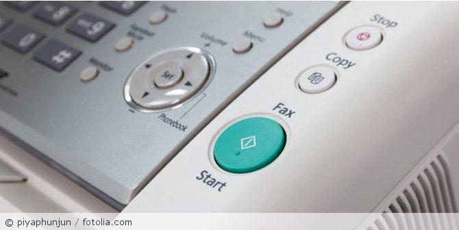 Vorsicht: Aktuelles Fax der Datenschutzauskunft-Zentrale ist Werbung für ein Abonnement!