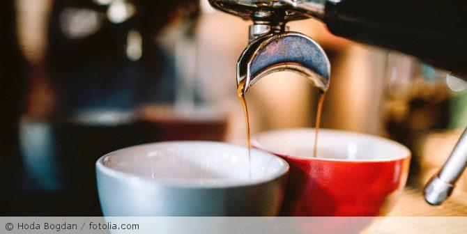 Persönliche Daten für einen Kaffee