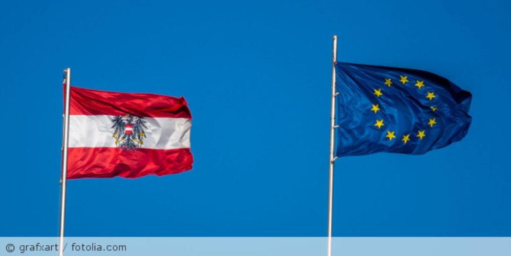 Flagge_Oesterreich_EU_fotolia_211426143