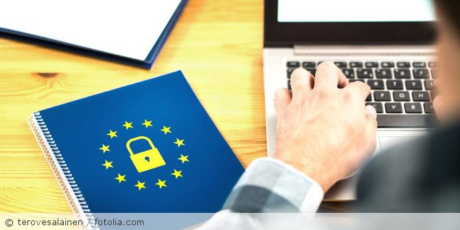 Phishing mit dem Datenschutz