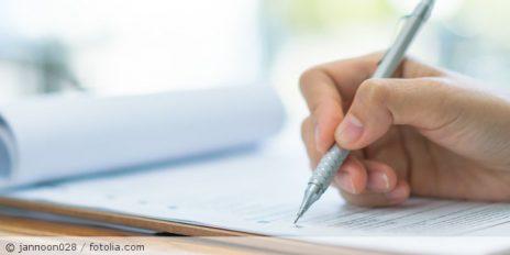 Aufsichtsbehörde Thüringen versendet Fragebogen