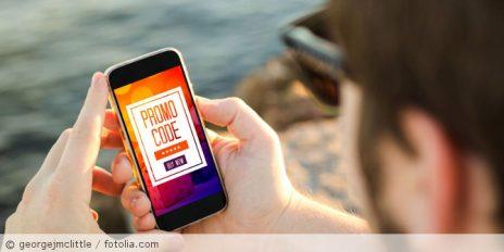 PromoCode_Werbung_fotolia_122735266