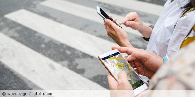 US-Mobilfunkanbieter verkaufen Standortdaten ihrer Handynutzer