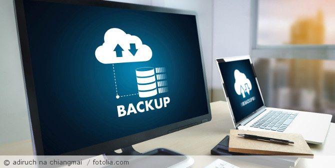 Backup und Datensicherung – unverzichtbar