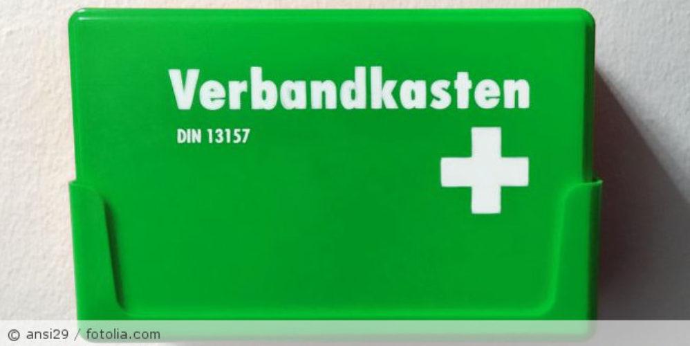 Verbandkasten_fotolia_125256430