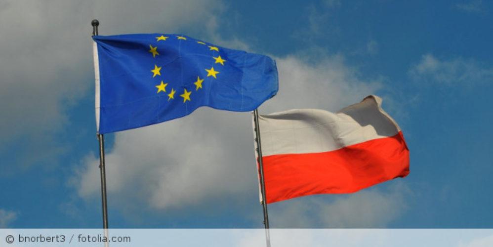 Polen_EU_Flagge_fotolia_197406646