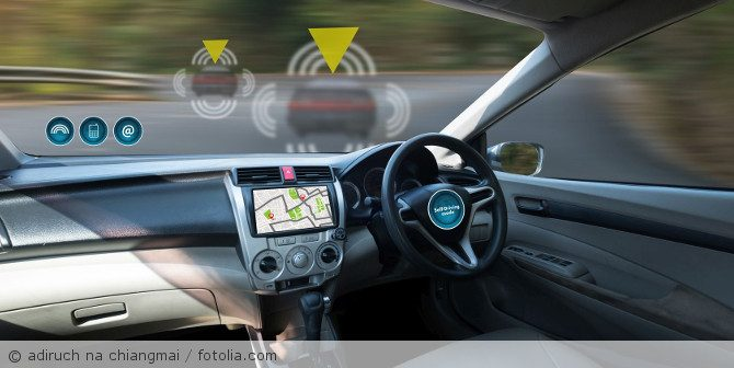 Vernetztes Fahren – Daten als Treibstoff in eine neue Zeit