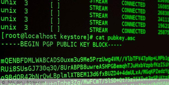 "PGP – ein ""kurzes"" How-To"