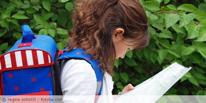 Setzen 6, durchgefallen – Notenbekanntgabe in der Schule