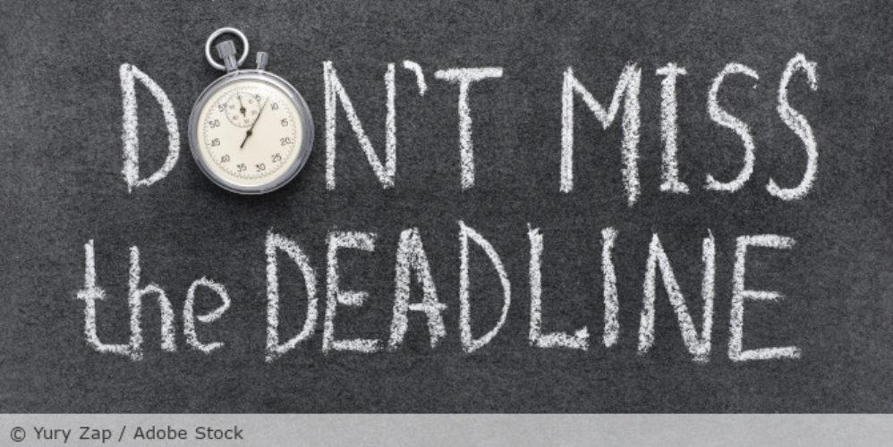 Deadline_Frist_AdobeStock_82463064