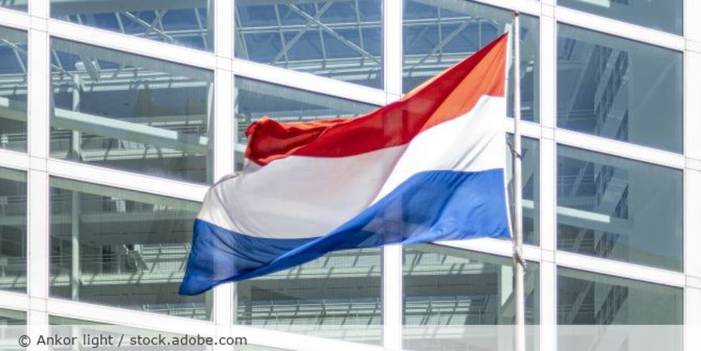 Niederlande_Holland_Flagge_DenHaag_AdobeStock_276674851