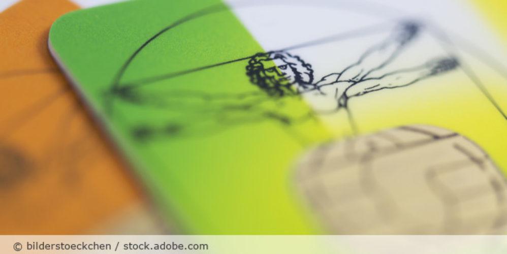 Krankenkassenkarte_Gesundheitskarte_Versicherung_AdobeStock_232830376