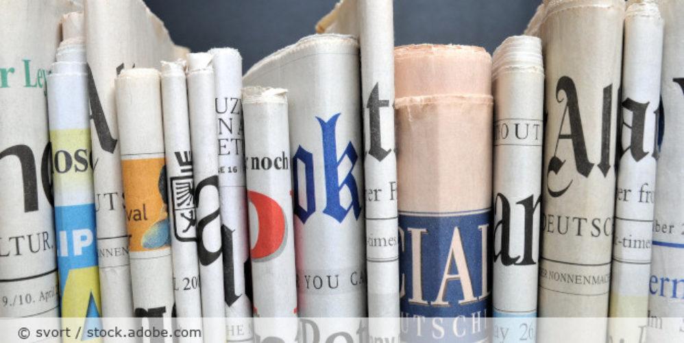 Zeitungen_Presse_AdobeStock_62689772
