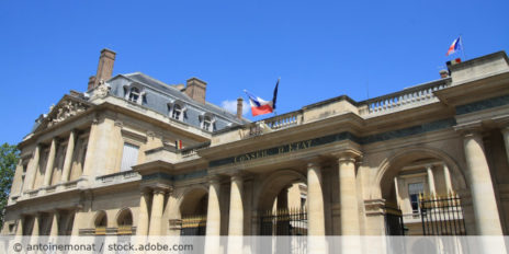 Conseil_d'etat_Frankreich_AdobeStock_8373805
