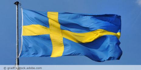 Flagge_Schweden_AdobeStock_14706351