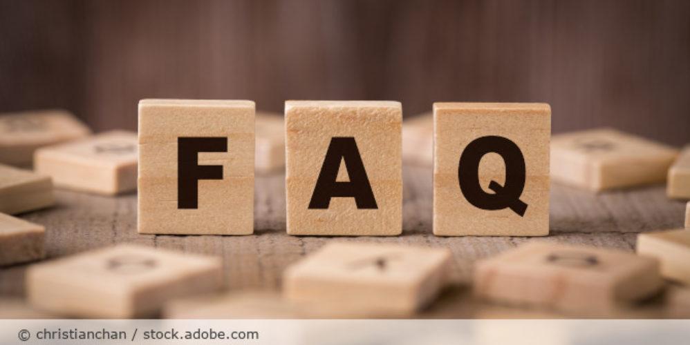 FAQ_Buchstaben_AdobeStock_231099575