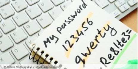 Passwort_AdobeStock_167694657