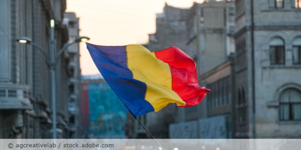 Romania_flag_Rumaenien_AdobeStock_258606096
