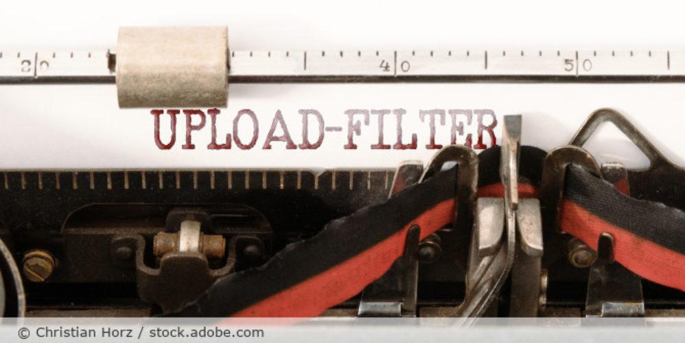 Uploadfilter_Schreibmaschine_AdobeStock_252644452